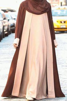 New Stylish Dress, Stylish Dress Designs, Stylish Dresses, Burqa Designs, Abaya Designs, Abaya Fashion, Modest Fashion, Fashion Outfits, Moslem Fashion