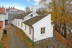 Eldre, koselig bolig i sjarmerende omgivelser på Porsnes -