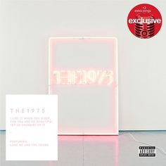 The 1975 - I like it when you sleep, for you are so beautiful yet so unaware of it (Target Exclusive)