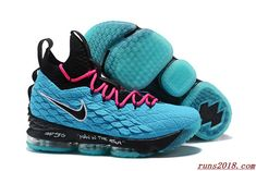 separation shoes 557e8 c1ef1 Nike LeBron 15 South Coast