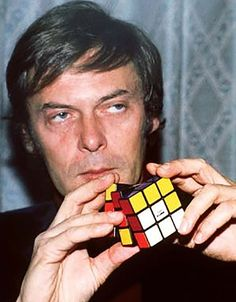 Rubik wanted a working model to help explain three-dimensional geometry. | 40 Facts You Probably Didn't Know About Rubik's Cube