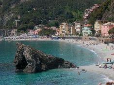 Albenga, strand