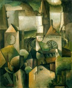 History of Art: Albert Gleizes Georges Braque, European Paintings, Contemporary Paintings, Cubist Art, Abstract Art, Pablo Picasso, Museum Hannover, Great Paintings, Art Moderne