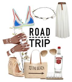 """""""Untitled #135"""" by eli-ntgh ❤ liked on Polyvore featuring Pier 1 Imports, kiini, Jeffrey Campbell, Style & Co., Ray-Ban, Lipsy, LSA International and roadtrip"""