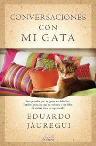 'Conversaciones con mi gata', Eduardo Jáuregui