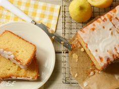 Frisse citroencake. Ook makkelijk te maken in een glutenvrije en lactosevrije versie.