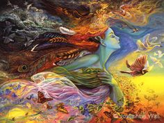 Spirit of Flight : Fairies : Galleries : Home : Fantasy and mystical art news, galleries, and prints ... for artists, admirers, and collectors everywhere! : Dark Moon Fantasy