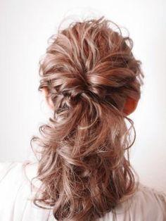 結婚式・お呼ばれにピッタリ!憧れのプリンセス風★ヘアアレンジ - M3Q - 女性のためのキュレーションメディア