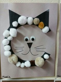 C is for cat/ Catina Cat | Preschool- Pets | Pinterest | Cats