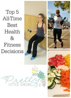 Top 5 All Time Best Health and Fitness Decisions- Self Acceptance, Intuitive Eating, Running, Blogging & Strength Training Pretty Little Grub