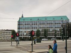 Oslo, Norway, August 2012