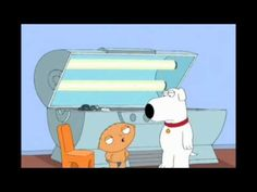 You're Haunting This House With Your Whiteness - Family Guy, Tan Stewie