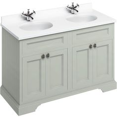 Burlington 130 Vanity Unit with Minerva Worktop & Double Vanity Bowl. Up to Off Burlington At Drench, Free Delivery Over Finance Available* Freestanding Vanity Unit, Basin Vanity Unit, Vanity Units, Sink Units, Vanity Sink, Minerva Worktop, Burlington Bathroom, Double Vanity Unit, Bathroom Furniture