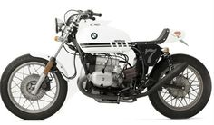 Custom BMW R100RS by Fuel Motorcycles