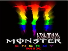 [For Gay Pride Month] Remixed by yours truly! See real rainbow of Monsters Here! [link] hope you like it ~Zip Monster Rainbow Logo Monster Energy Drink Logo, Monster Energy Girls, Rainbow Aesthetic, Aesthetic Indie, Tatuagem Guns N Roses, Cool Wallpaper, Wallpaper Backgrounds, Bebidas Energéticas Monster, Monster Pictures