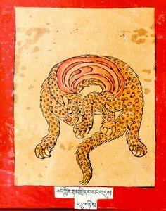 Himalayan Art: Item No. Tibetan Art, Tibetan Buddhism, Buddhist Art, Tantra Art, Oriental, Mini Paintings, Traditional Paintings, Japanese Painting, Indian Gods