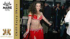 Angeles Nuñez bailarina. Servicio de catering de ShishaBar by narguile club en Mare Club Dos Hemanas - Sevilla.