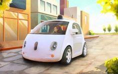 Google Car la macchina del futuro che guida da sola #google #car #google #auto #guida #sola