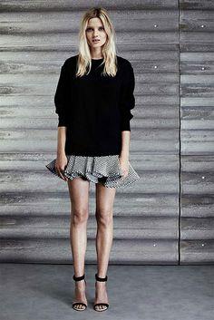 {fashion inspiration | runway : jay ahr resort 2014, paris}