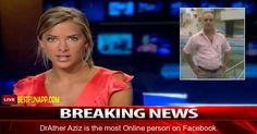 Check my results of Know your Breaking News on TV Facebook Fun App by clicking Visit Site button
