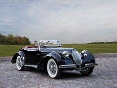 Brandone Talbot-Lago T120 Roadster #92007 1938