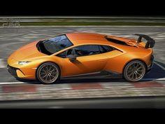 Lamborghini Huracán Performante breaks Nürburgring lap record