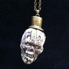 Zombie pendant