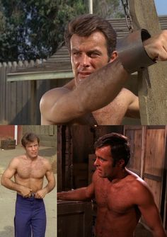Robert Conrad as 'James T. West' in The Wild Wild West (1965-69, CBS)