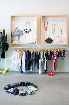 Closets That Charm | Cotton Candy Magazine®