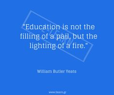 """Teaching"" quote."