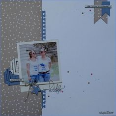 Scrapbooking day sur le forum