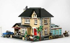Lego house; Lego heads for record year as parents ditch cheap Chinese toys in favour of quality