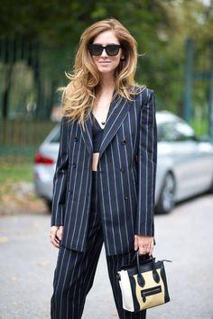 Milano Fashion Week, Paris Fashion, Girl Fashion, Fashion Outfits, Fashion Trends, Fashion Weeks, Street Fashion, Street Style, Style Snaps