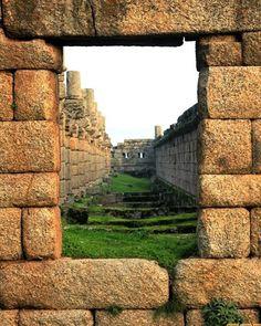 Alinda antik kenti/Karpuzlu/Aydın/// Anadolu'ya saldıran Büyük İskender, Alinda Kenti'ne saldırmış ama kuşatmasına rağmen almamıştır.