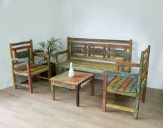 Outdoor Furniture Sets, Outdoor Decor, Outlet, Dining Chairs, Bench, Home Decor, Wooden Stools, Outdoor Furniture, Game