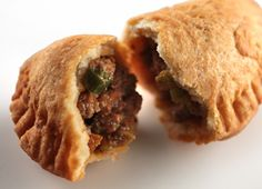 Natchitoches Meat Pies----I was lucky enough to have had some of these when my mom and dad lived in Natchitoches!