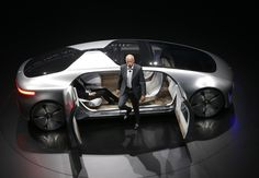 Cars Shine at the Frankfurt Motor Show: Pictures