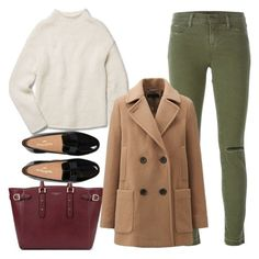 by betti-nyilas on Polyvore featuring polyvore, fashion, style, Theory, Uniqlo, J Brand and Aspinal of London