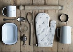 A five-piece enamelware bake set, made by Falcon. For sale in white and pigeon grey, the set includes 1 x 37cm bake pan, 1 x 34cm bake pan, 1 x 31cm bake pan, 2 x 20cm pie dishes.Since the 1920s Falcon Enamelware has been an icon of British home life. It can assume brilliant, long-lasting colours, and cannot burn. If you drop it, it may chip but it won't break.