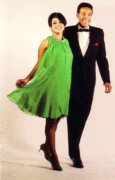 Marvin Gaye & Tammi Terrell  Twitter / Recent images by @TammiLegacy