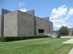 Munson-Williams-Proctor Arts Institute, Utica, New York  www.mwpai.org