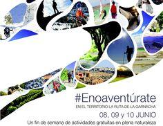 Llega #Enoaventurate, las nuevas propuestas de turismo activo de la Ruta de la Garnacha