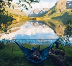 Panoramic view Stay Wild, Outdoor Furniture, Outdoor Decor, Hammock, Mountains, Landscape, Nature, Travel, Instagram