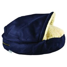 Snoozer Pal Pet Bed in Navy at Joss & Main - $37.95 -- FRANK WOULD LOVE THIS!!