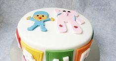 Tienda de repostería creativa en Jerez: realizamos tartas de fondant, cupcakes, galletas decoradas,... Todo de manera artesanal y personalizada. Fondant, Birthday Cake, Cupcakes, Desserts, Food, White Chocolate Cupcakes, Pies, Deserts, Cakes For Kids