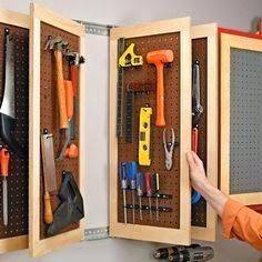 Get your life in line. perpetuallychic.com /popularwoodworking.com BuzzFeed 1. Install an appliance lift that goes right into the cabinet. homedepot.com More co