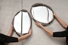 Tafla mirror by Zieta.  #Mirror #Mirrors #HighQualityMirror #CustomMirror  #ExpensiveMirror  #LuxuryMirror  #DesignerMirror  #LuxuryMirrors  #CustomMirrors  #ExpensiveMirrors  #DesignerMirrors #HighEndMirror  #WallMirror #WalMirrors #MetalMirror #MetalMirrors  #GlassMirrors #Beautiful #Interior  #Contemporary