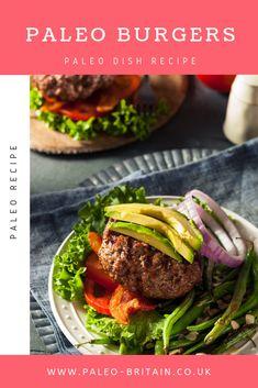 Paleo Burgers  #Paleo #food #recipe #keto #diet