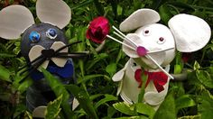 Jak zrobić myszki z doniczek - Pomysły plastyczne dla każdego