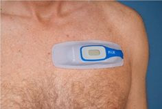 Corventis PiiX vital signs monitor